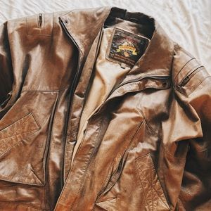 Adventure Bound by Wilson's Leather Vintage Jacket